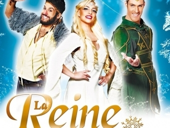 Spectacle La Reine des Neiges